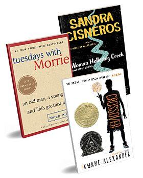 Read-Alouds/Mentor Texts - Grade 8