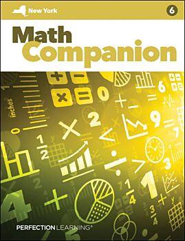 Math Companion-New York-Grade 6