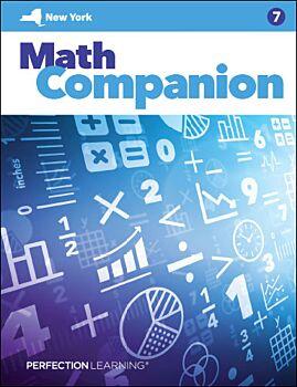 Math Companion-New York-Grade 7