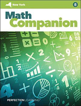 Math Companion-New York-Grade 8