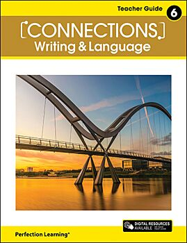 Connections: Writing & Language - Grade 6