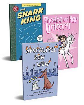 Grades 2-3 Graphic Novel Set