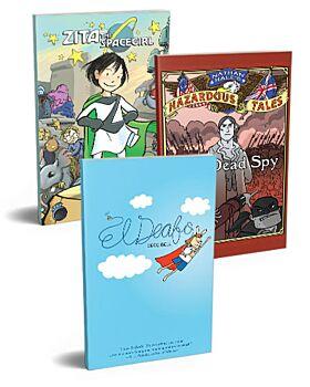 Grades 4-5 Graphic Novel Set