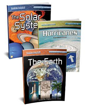Intermediate Earth/Space Science Sampler