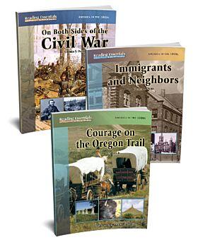 Grades 3-4 American History Sampler
